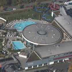 Maximare Erlebnistherme Bad Hamm, Hamm, Nordrhein-Westfalen