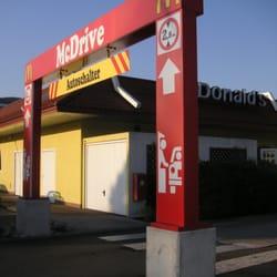 .... hier gehts zum Mc Drive ....
