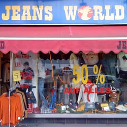 Jeans World, Berlin