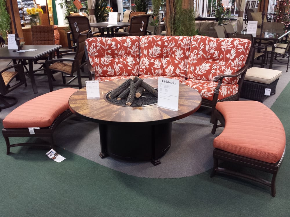fishbecks patio center furniture stores pasadena pasadena ca yelp