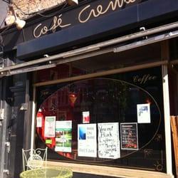 Amazing Caffe Crema!
