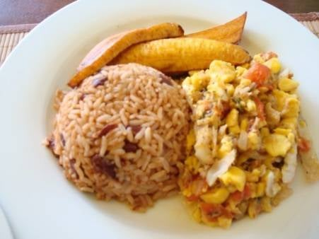 Ackee and saltfish jamaica 39 s national dish yelp for Jamaican salt fish