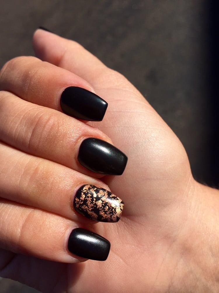 33 killer coffin nail designs