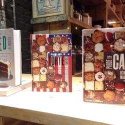 Cake books.