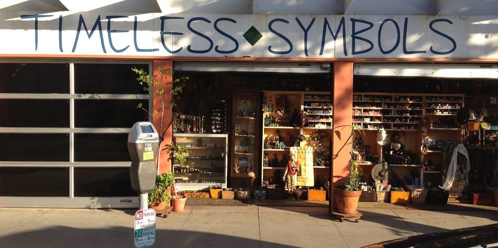 Timeless Symbols Home Decor Santa Monica Santa