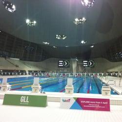 Come swim where Phelps did!