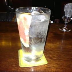 Gintonic con Gin Mare y pomelo