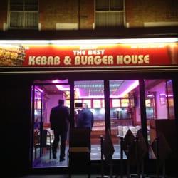 Esher Best Kebab Burger House Esher Esher Surrey