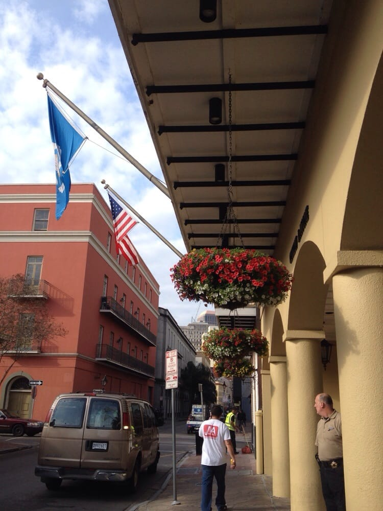 Chateau Hotel New Orleans Phone Number