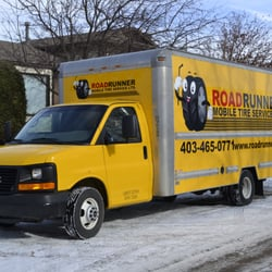 road runner mobile tire service tires calgary ab. Black Bedroom Furniture Sets. Home Design Ideas