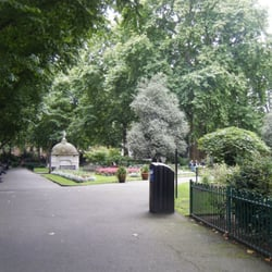 Paddington Street Gardens, London