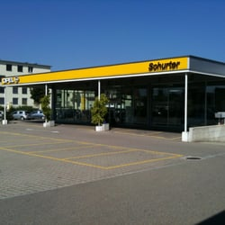 Garage Schurter AG, Bülach, Zürich