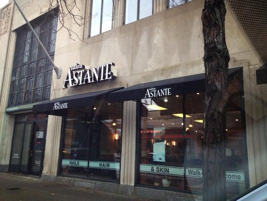 Salon astante hair salons waltham ma reviews for Acton nail salon