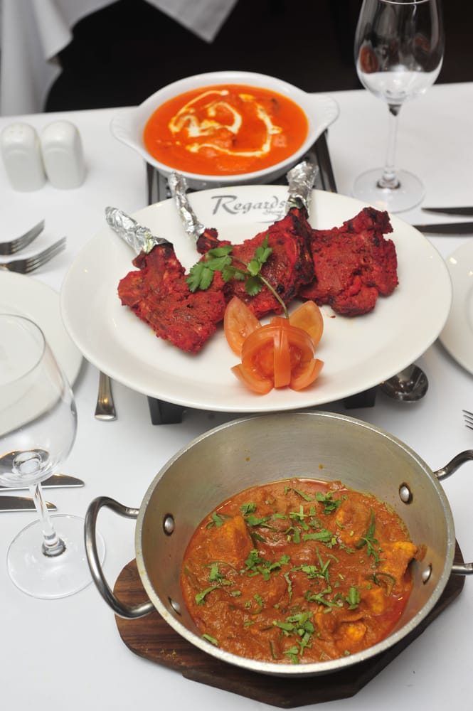 Regards luxury indian cuisine indian restaurants 27 for Indian food hawthorne
