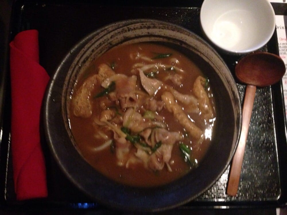Curry Udon...try Try Try