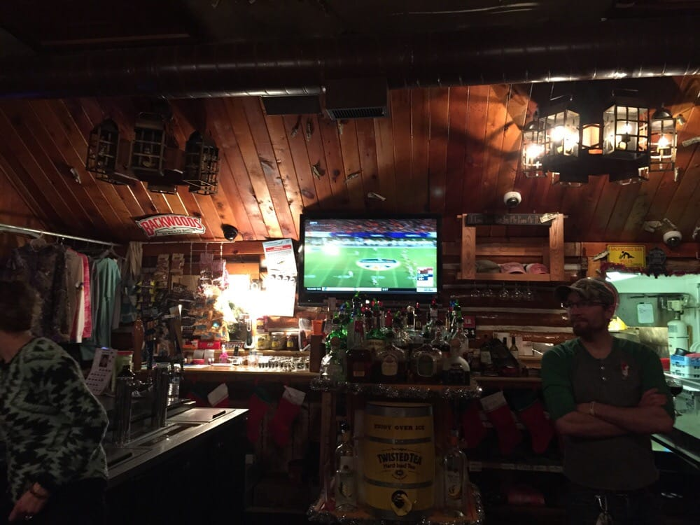 backwoods bar grill bars weyerhaeuser wi reviews photos
