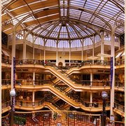 Princes Square Shopping Centre inside
