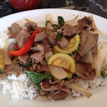 Thai Cafe In Tracy Ca Menu