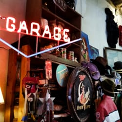Le garage antiques and clothing antiques yelp - Galerie le garage orleans ...
