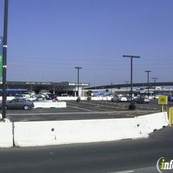 Thrifty Rental Car  Airport Blvd San Jose Airport