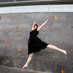 Evolving Doors Dance - Tuesday Advanced Modern Dance Class logo