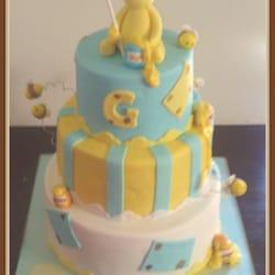 ... Winnie the Pooh Baby Shower Cake - Philadelphia, PA, United States