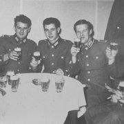 1967: 4.Kompanie, 1. Zug, GR 35 Berlin…