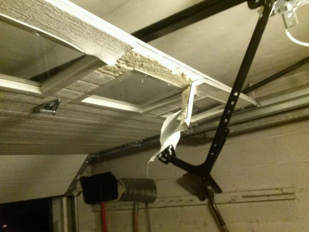 DIY garage door repair westchester county