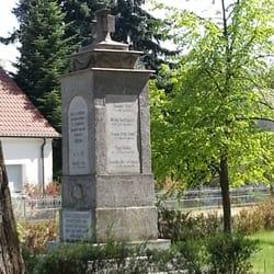 Grabsteine, Mahlow, Brandenburg