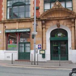 Hatters Hostel, Manchester