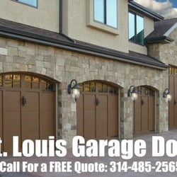St louis garage door garage door services creve coeur for Cost to build a garage st louis