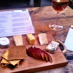 La Fromagerie's French cheese board and…