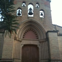 Eglise Faubourg Bonnefoy, Toulouse, France