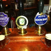 Draught selections