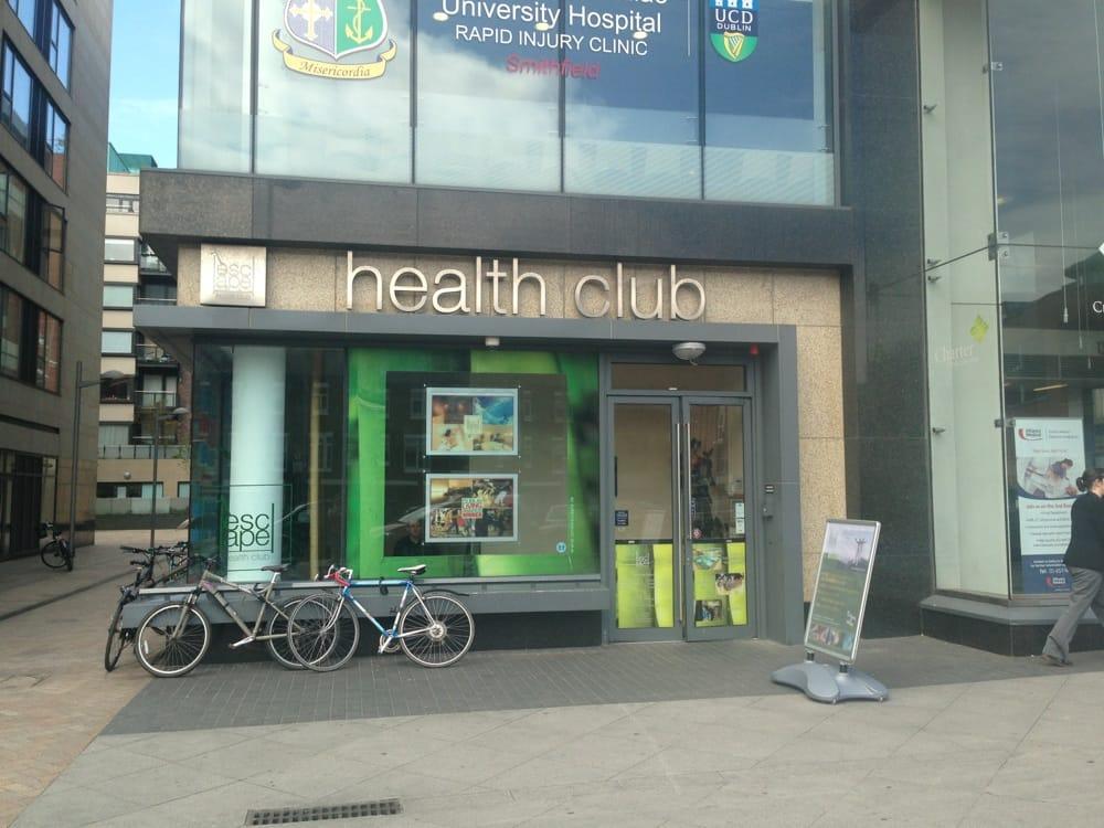 1 escape health club 12 photos salle de sport smithfield dublin irlande avis yelp. Black Bedroom Furniture Sets. Home Design Ideas