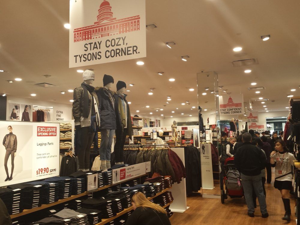 Tysons corner men's clothing consignment stores near me