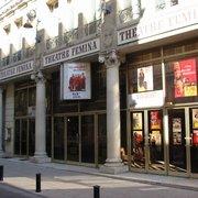 Théâtre Fémina - Bordeaux, France. Théâtre Fémina