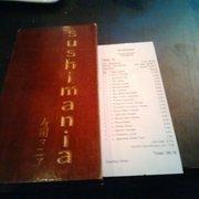 Sushimania, London