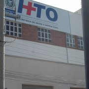 H.T.O hospital de Traumatologia de Paraiba do Sul by lidia machado