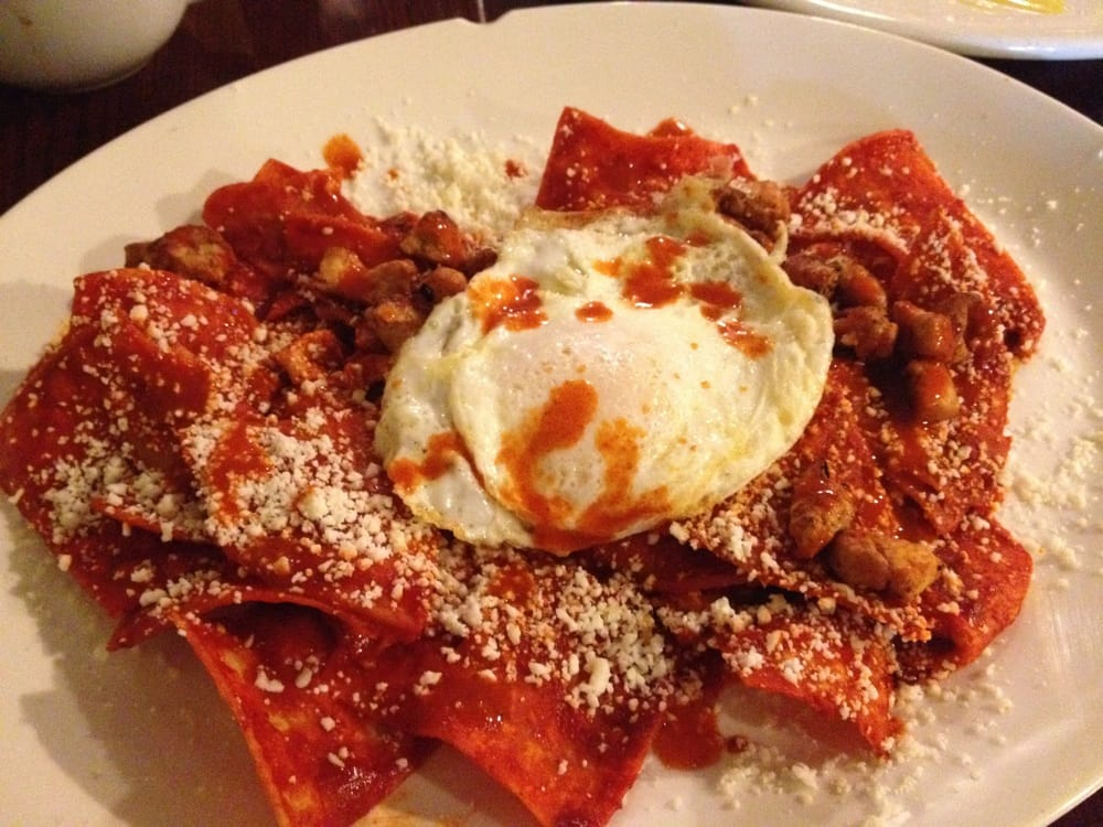 chilaquiles rojos con huevo homemade chilaquiles chicken chilaquiles ...
