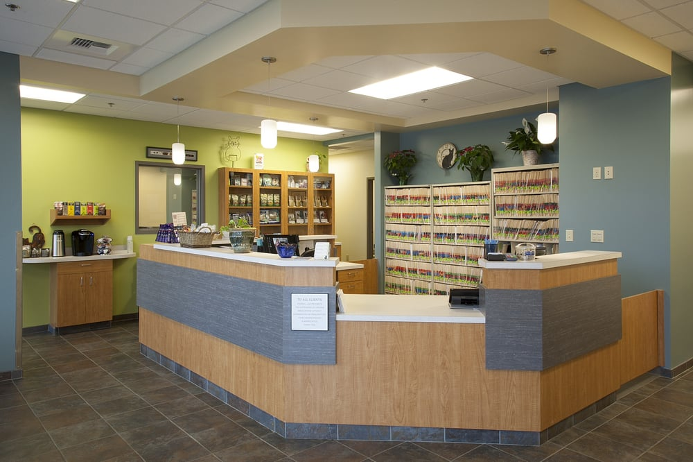 reception area with keurig coffee bar enjoy a cup during
