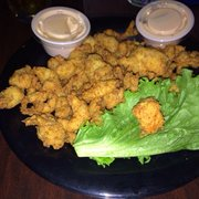 Rick's Crab Trap - Fried crawfish tails!! - Fort Walton Beach, FL, Vereinigte Staaten
