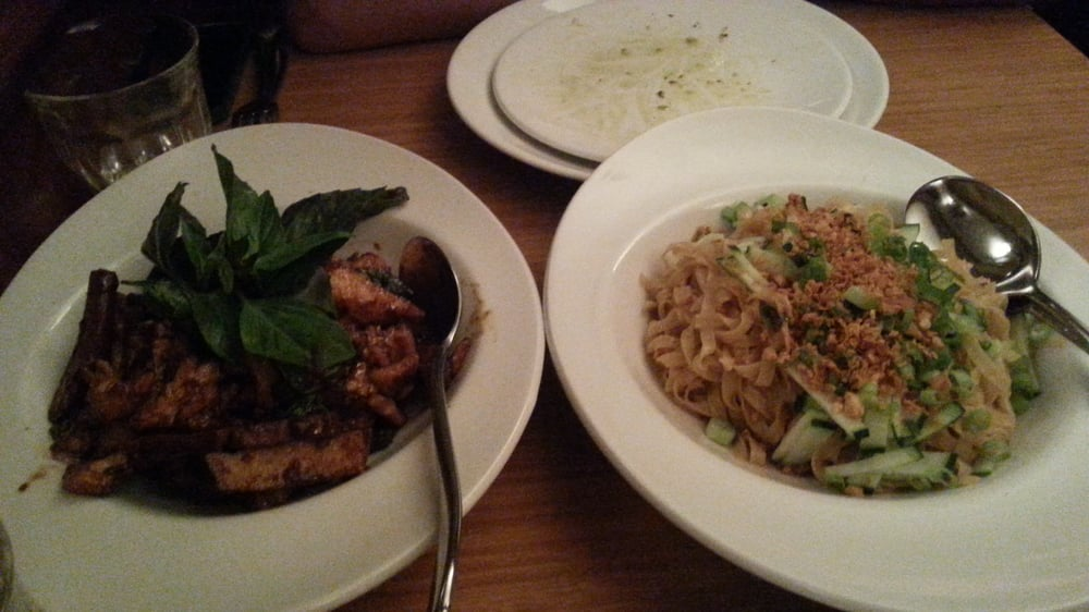 Garlic Tofu Noodles Stars Garlic Noodles And