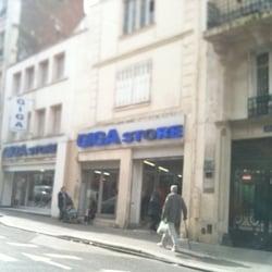 Giga Store, Paris