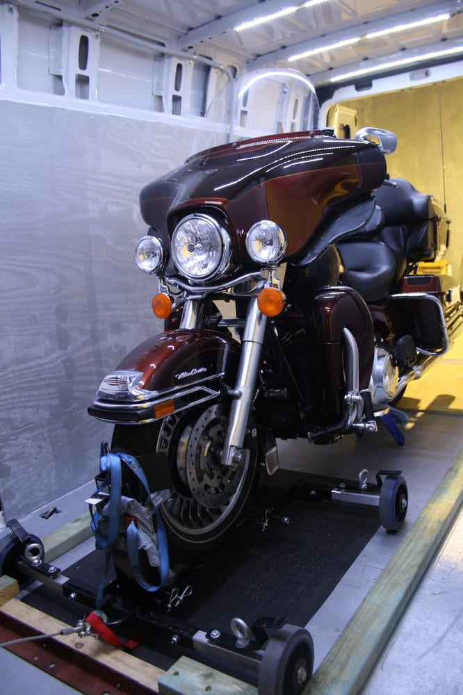 Motorcycle Transport Movers Towing & Roadside Assistance