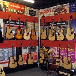 Yazoo Acoustic Guitars, Leeds, West Yorkshire