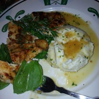 Olive Garden Italian Restaurant Italian Paramus Nj Yelp