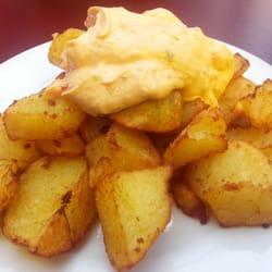 Patatas Aioli - Spanische Bratkartoffeln…