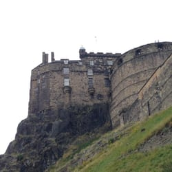 Edinburgh Castle, Edinburgh, UK