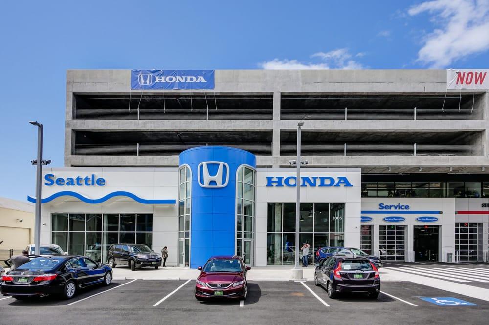 Used Car Dealerships Seattle Wa